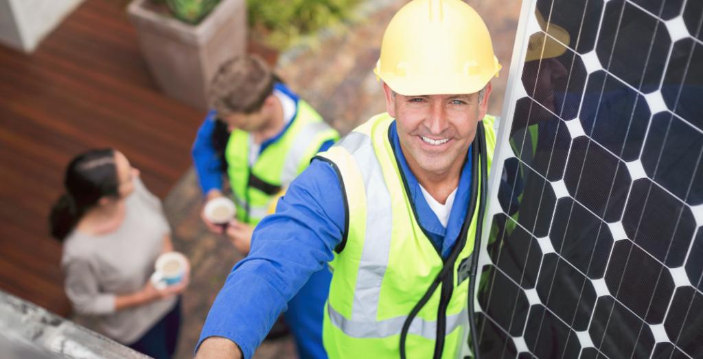 Installatore pannelli fotovoltaici